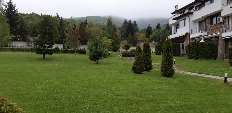 Озеленяване на градина Green World
